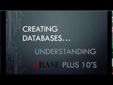 dBASE PLUS 10 Creating and Using Databases