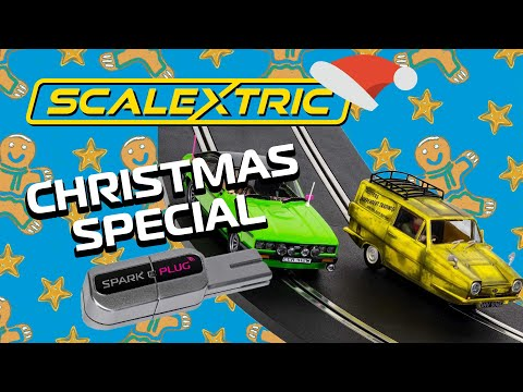 SCALEXTRIC | Christmas Special!