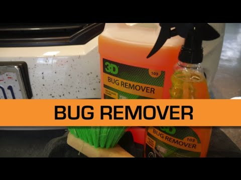 3D Bug Remover EXTREME!!