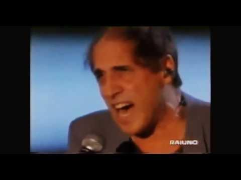 Adriano Celentano & Biagio Antonacci -  L'Emozione Non Ha Voce (HD)