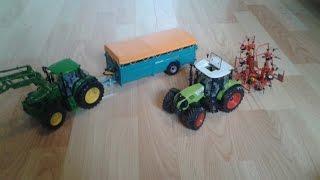 [GoPro] Unboxing de miniatures agricole 1/32
