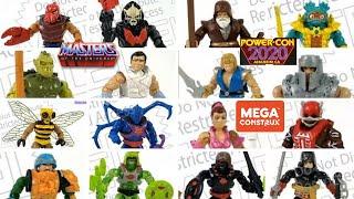 Mekaneck Masters Of The Universe Neu// New Lose MEGA Construx MOTU