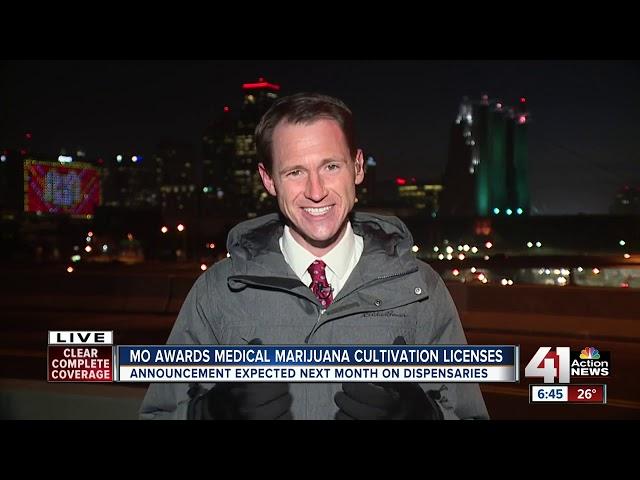 MO awards medical marijuana cultivation licenses