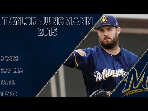 Taylor Jungmann 2015 Highlights