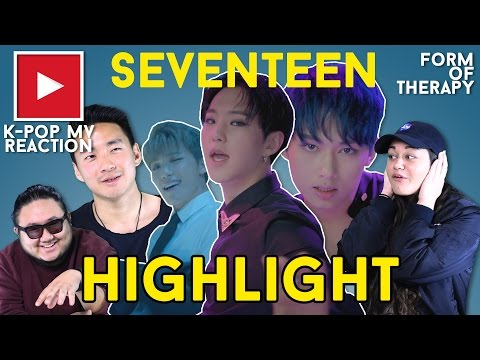 "Asian Americans React to Seventeen ""Highlight"""