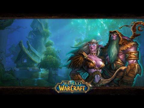 World Of Warcraft Nostalrius Music Tribute - Vanilla (Classic)