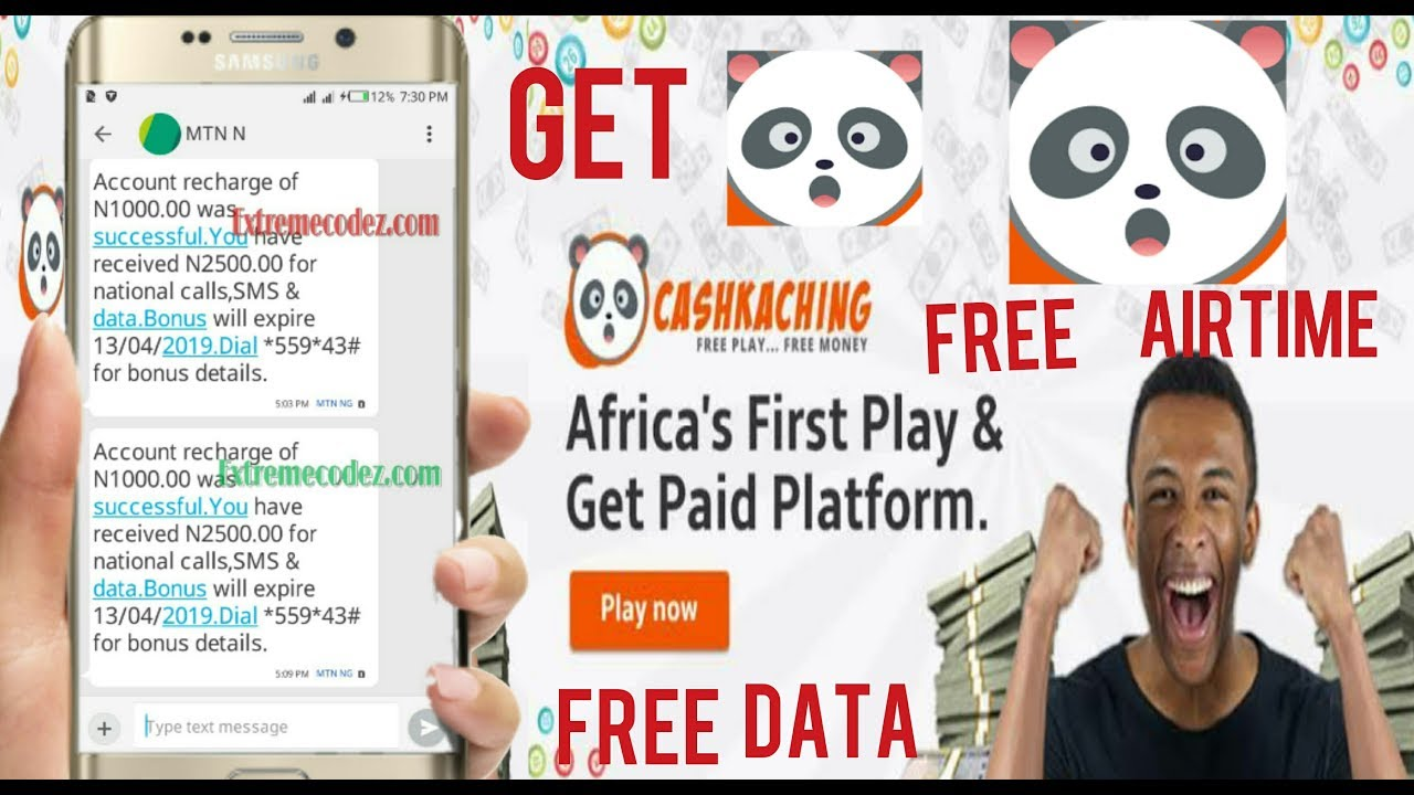 5 28 MB How To Earn Free Airtime Data And Money Via