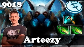 Arteezy Meepo | 9018 MMR Dota 2