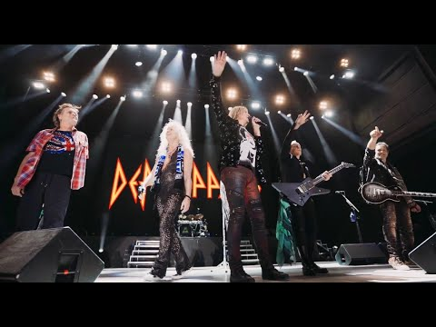 Jeff Stevens - Def Leppard have posted the last of their behind-the-scenes tour videos