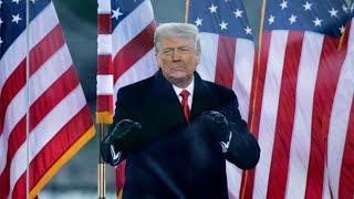 video: Senate votes that Trump impeachment trial is constitutional