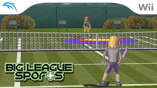 Big League Sports | Dolphin Emulator 5.0-8716 [1080p HD] | Nintendo Wii