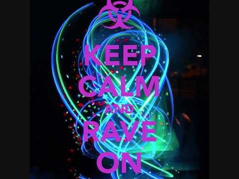 February  2014 RAVE music! BEST MIX! TRACKLIST!