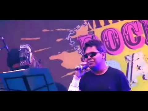 Mir With Bandage Live At Nicco Park, Kolkata-Radio Mirchi Rock Baji