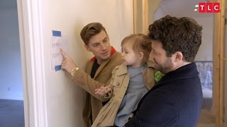 Nate, Jeremiah, And Poppy Show Us Their New House | Nate & Jeremiah: By Design