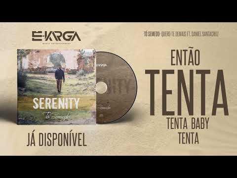 "Tó Semedo feat. Daniel Santacruz ""Quero-te demais"" (VIDEO LYRIC) [2018] By É-Karga Music Ent."