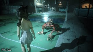 Resident Evil 2 Remake: Runaway DLC No Damage - The Ghost Survivors (PS4 PRO)