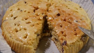 Semolina and condensed milk can do a huge difference to a cake without any butter.