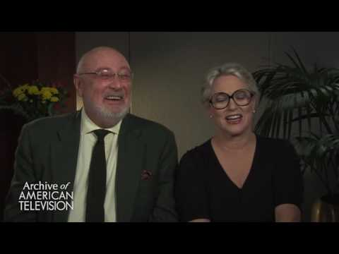 Barney Rosenzweig and Sharon Gless on how they met
