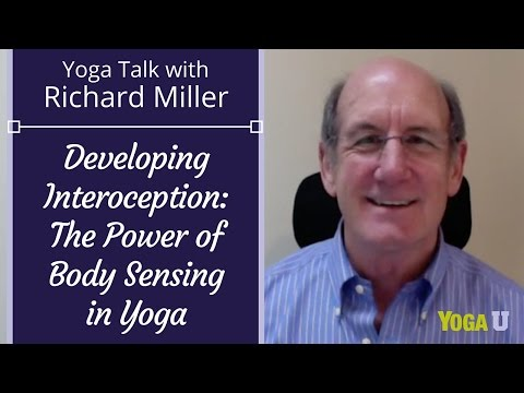Richard Miller: Developing Interoception - The Power of Body Sensing