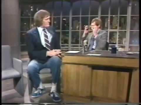 Richard Kiel interview on David Letterman's 'Late Show' in 1985
