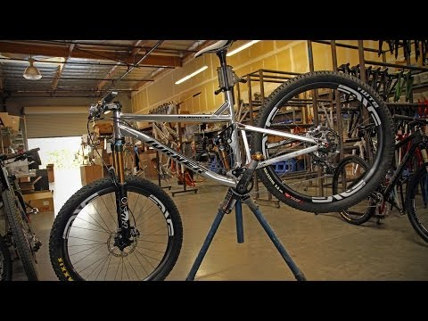 2014 Turner Burner - 650b Chat with David Turner  - Zen Bicycle Fabrication products
