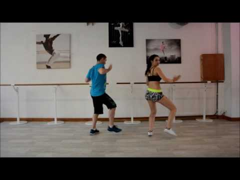 Shakira - Me Enamoré  - Choréo Zumba Fitness By Marion et Denis Souvairan Antibes