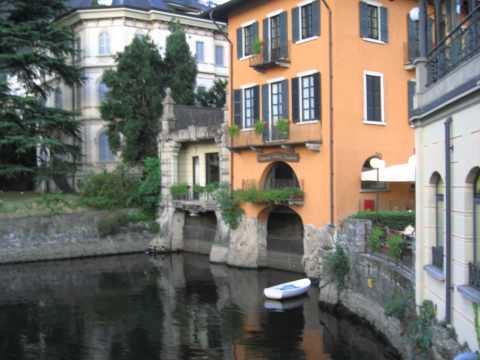 Cinisello Balsamo, Monza, Lago di Como, Milano Italia 2007