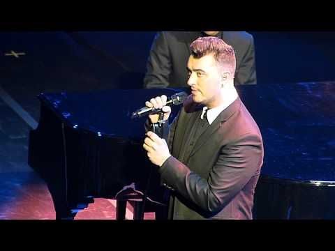 "Jonathan BREAK-UP NEWS & ""Good Thing"" (Live At ACC, Toronto, 20 January 2015) - SAM SMITH"