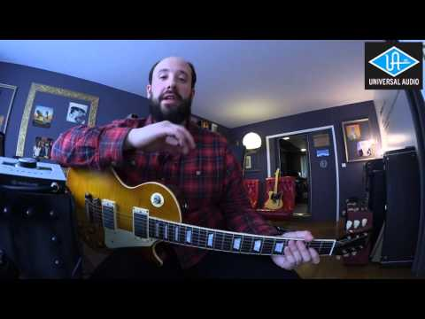 Universal Audio Marshall 1962 Bluesbreaker : Démo Guitare Obsession