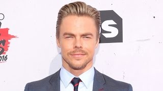 Derek Hough Cozies Up to Fellow Dancer -- See the Pic!
