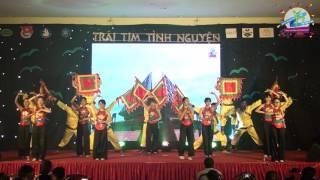 Hào Khí Việt Nam | ĐỘI SVTN HUBT | TRÁI TIM TÌNH NGUYỆN 2016