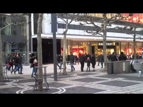 The Barnes Report  Shopping On The Frankfurt Zeil