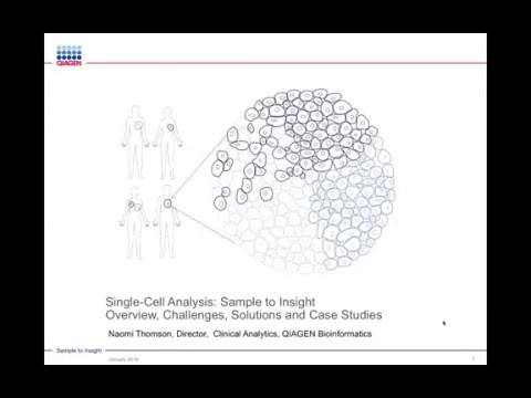 Single cell analysis: overview, challenges, solutions and case studies