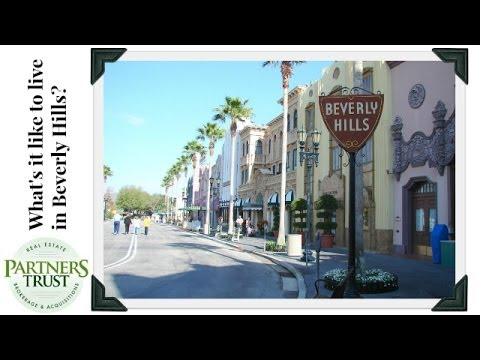 Los Angeles Lifestyle: What's it Like to Live in Beverly Hills? | Partners Trust