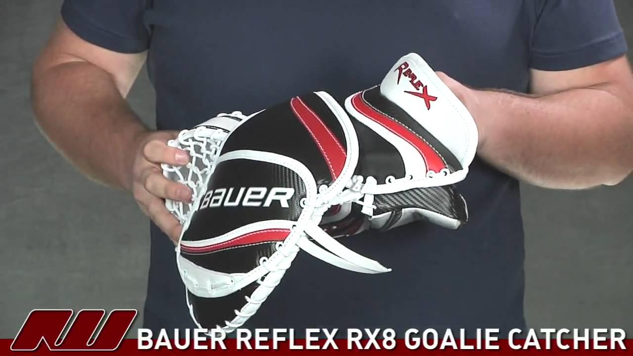 Bauer Reflex RX8 Goalie Catcher