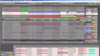 Justice - DANCE - Remake SAMPLE - Ableton Live