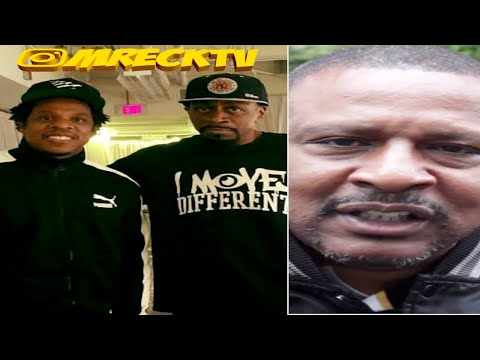 Gene Deal Reacts To Jaz O Signing To Jay Z & Roc Nation After Beefin For 2 Decades Drops Gems|M.Reck