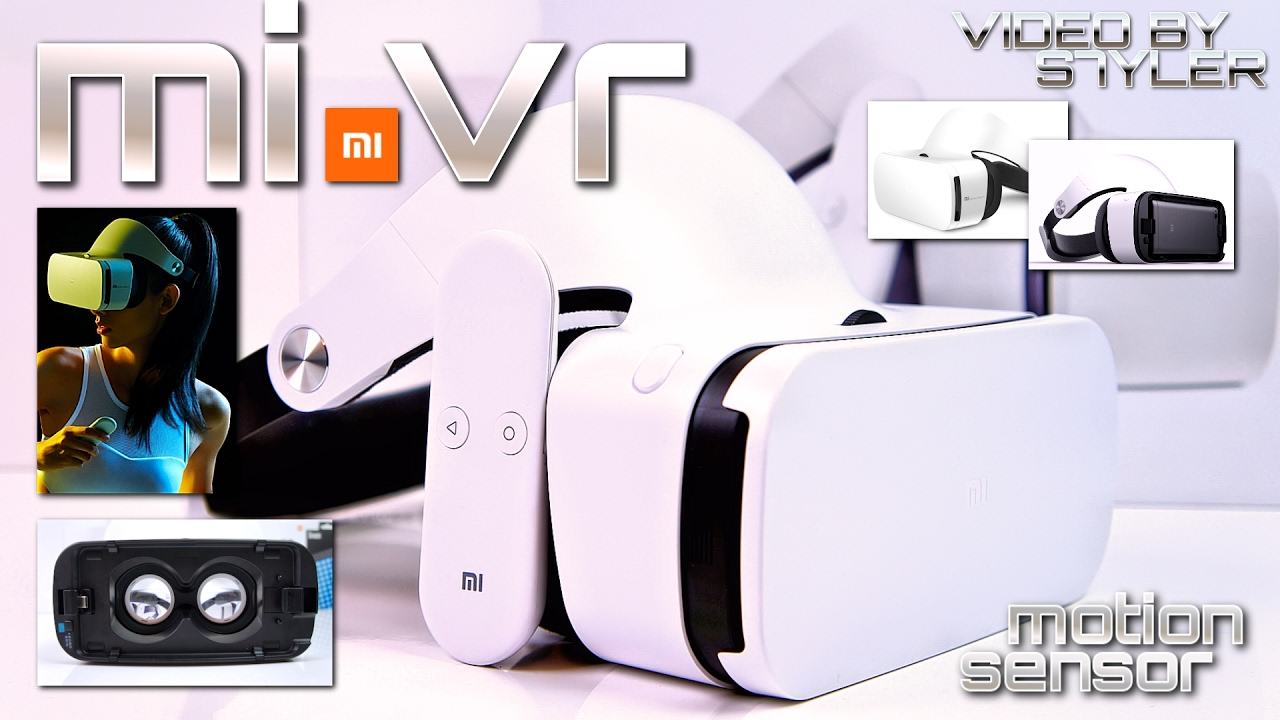 Xiaomi Mi VR (Unboxing & Review) with Cool VR Headset Design!