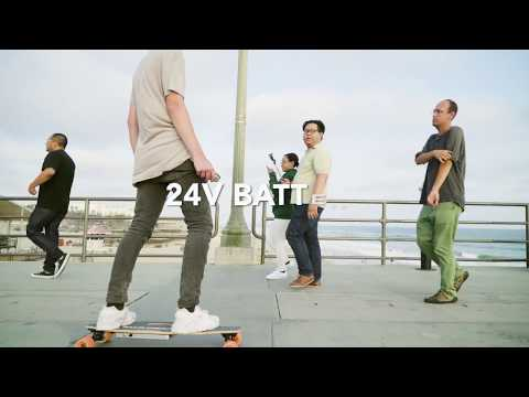 Swagboard Most Fun Electric Skateboard @ Huntington Beach, CA