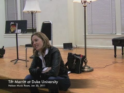 Tift Merritt on becoming an artist and going to college