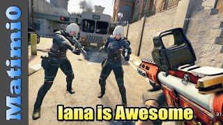Iana is Game Changing - Rainbow Six Siege
