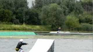 Cable wakeboard | Switch 540