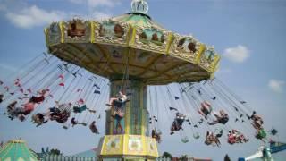Wellenflug Fahrenschon ☀ Schweinfurt Volksfest 2017