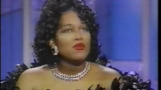 Michel'le Interview on The Arsenio Hall Show '91
