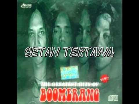 Boomerang - Setan tertawa