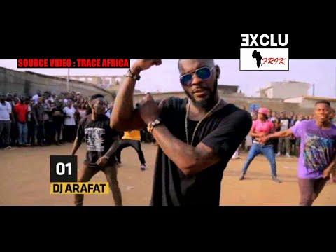 DJ ARAFAT,l'Artiste Africain le plus INFLUENT du monde... ExcluAfrik N°1: La Star d'origine Ivoirienne DJ ARAFAT est l'Artiste Africain le plus influent de l'année 2015 (Classement FORBES AFRIQUE). Source vidéo:TRACE AFRICA  ExcluAfrik la chaine Numéro 1 des exclusivités Africaines.