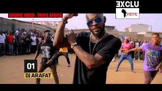 DJ ARAFAT,l'Artiste Africain le plus INFLUENT du monde... ExcluAfrik N°1