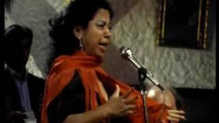Fernanda de Utrera (1984) canta soleares