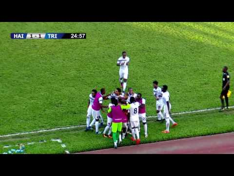 Match Highlights - Trinidad and Tobago vs Haiti