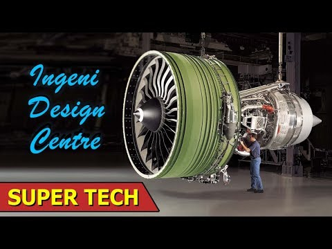 Jet Engine Manufacturing Process | New Recycling Technology | Ingeni Design Centre | Super Tech